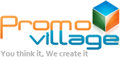 PROMOVILLAGE Web | Graphics | Apparel